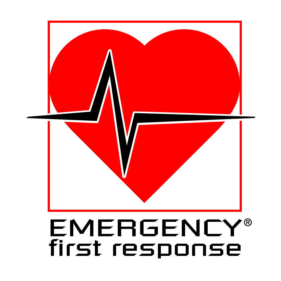 EFR logo, first aid, PADI Recreational Courses
