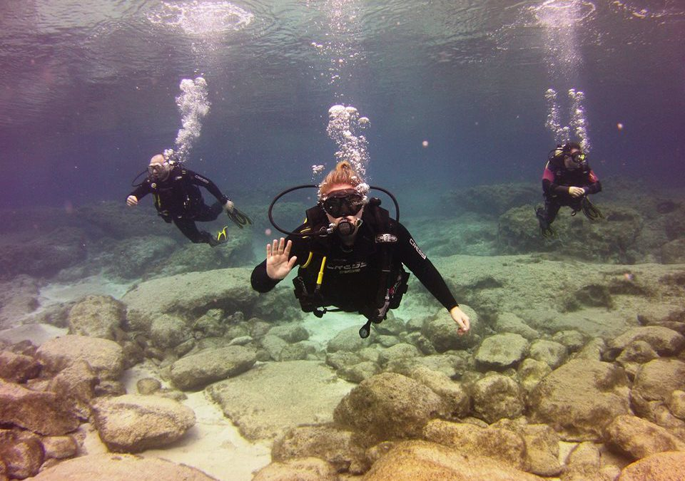 Open Water Scuba – Breathe in, breathe out… let's do this
