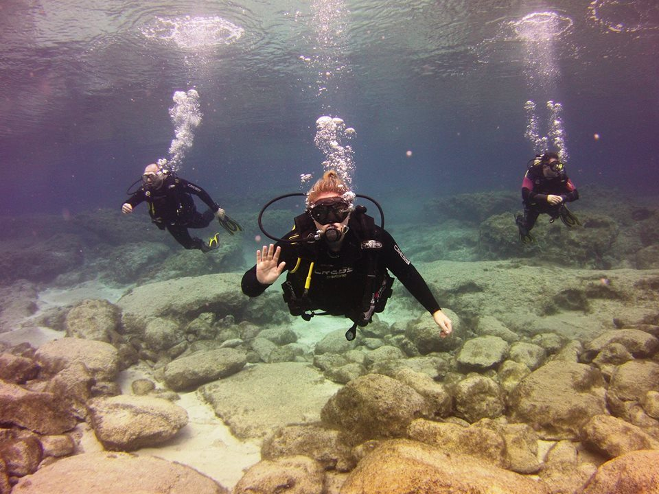 PADI Open Water Diver Course, PADI Recreational Courses, Crest, Dive, underwater, our best stories