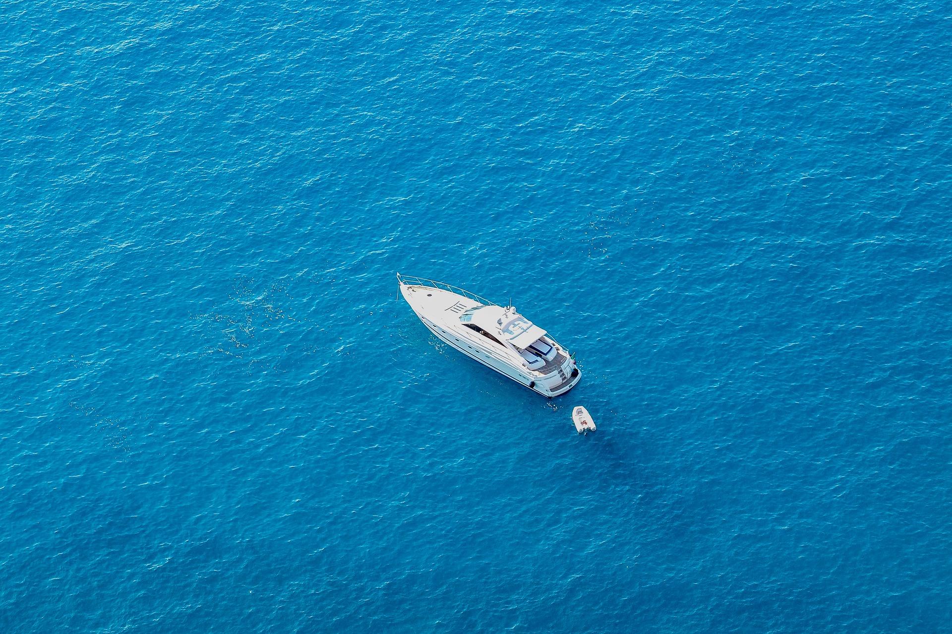 boat chartering, motor boat, sea, blue
